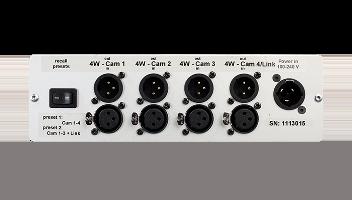 Intercom Audio Matrix IAM-44_1