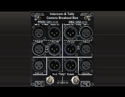 Intercom Tally BreakoutBOK 1